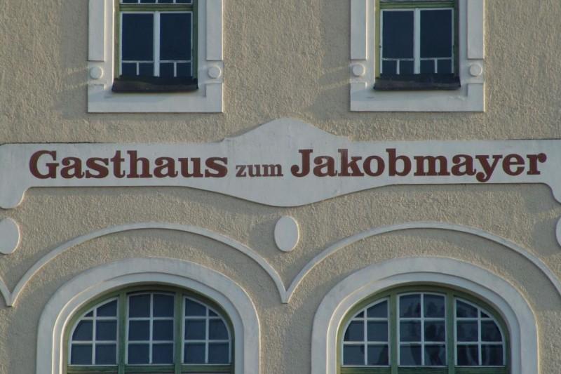 Oktoberbrettl im Jakobmayer